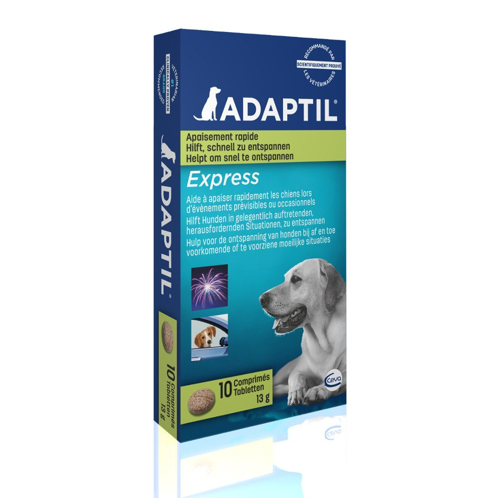 ADAPTIL Express Kautabletten Beruhigungsmittel für Hunde von CEVA