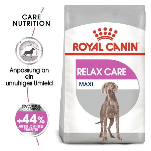 Royal Canin RELAX CARE MAXI Trockenfutter für große Hunde in unruhigem Umfeld