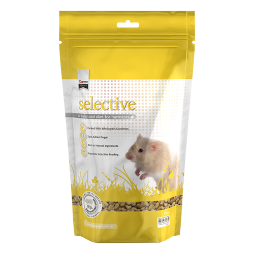 Supreme Science Selective Hamster 350g