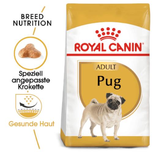Royal Canin Pug Adult Trockenfutter für Hunde