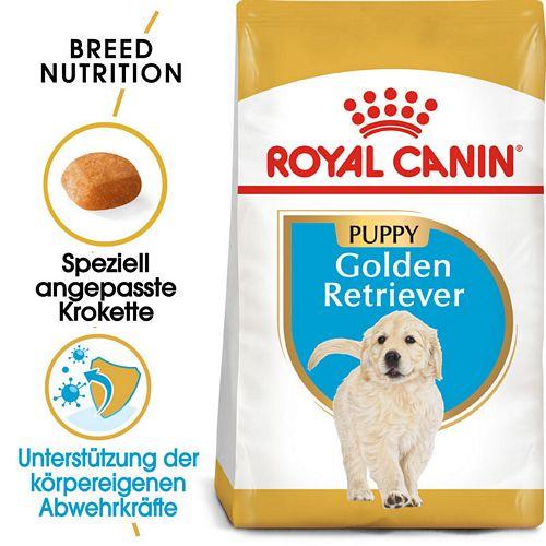 Royal Canin Golden Retriever Puppy Welpenfutter trocken
