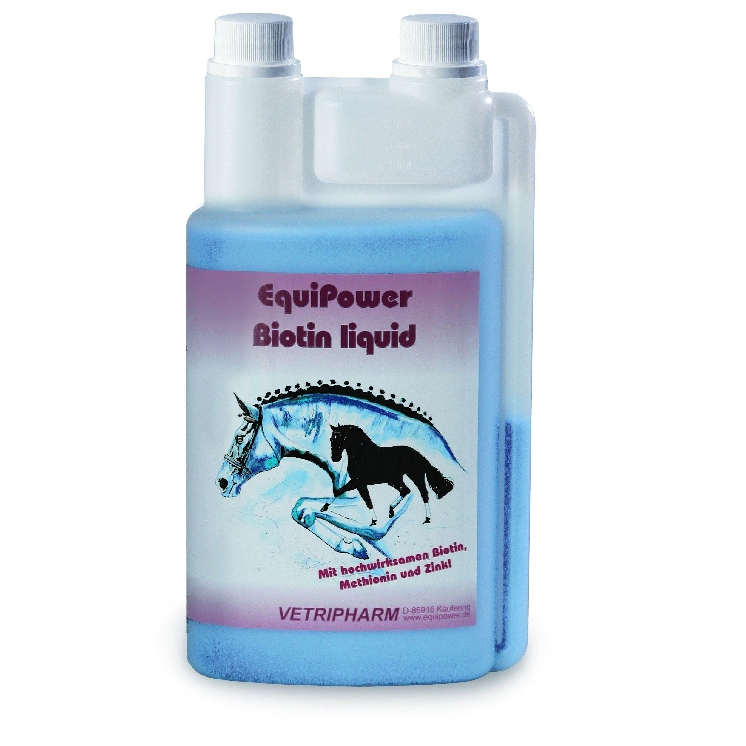 Vetripharm EquiPower Biotin liquid