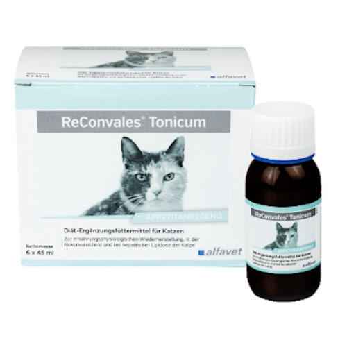 ReConvales Tonicum für Katzen von alfavet