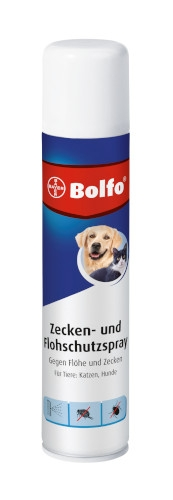 Bayer Bolfo Flohschutz-Spray 250 ml
