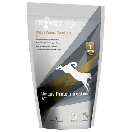 Trovet Unique Protein Treats verschiedene Sorten 125g Trockenfutter für Hunde