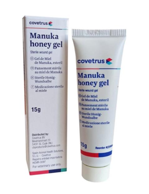 Covetrus CVet Manuka Honey gel (Manuka Honig-Wundsalbe) - 15g