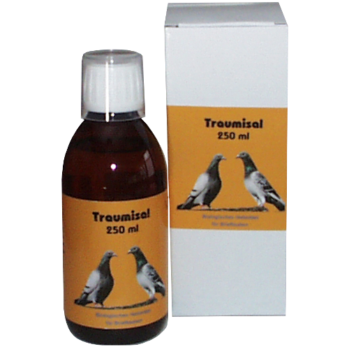 Supra-Cell Traumisal 250 ml für Brieftauben