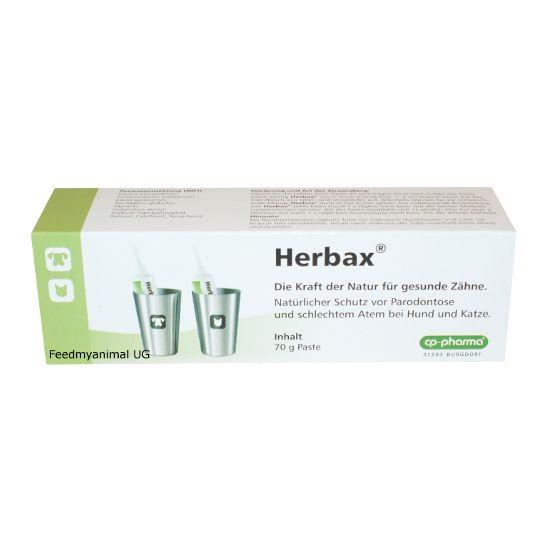 cp-pharma Herbax Paste 70g für Hunde und Katzen