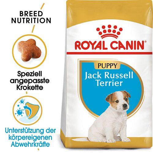 Royal Canin Jack Russell Terrier Puppy Welpenfutter trocken