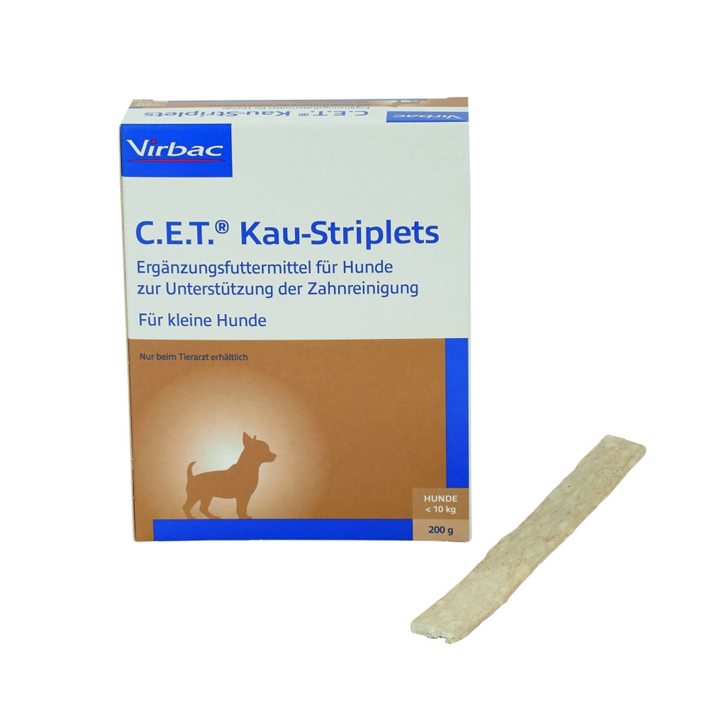 Virbac C.E.T. Kau-Striplets 200g