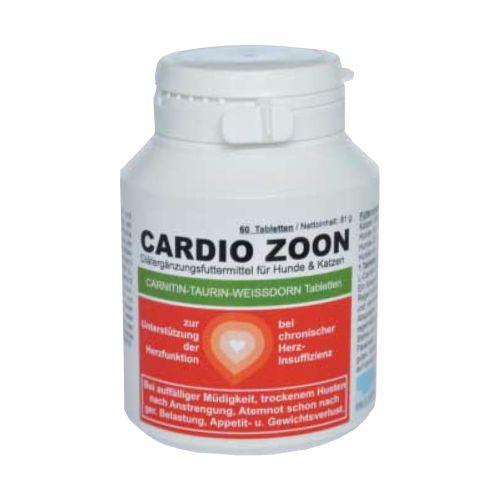 CARDIO ZOON 60 Tabletten