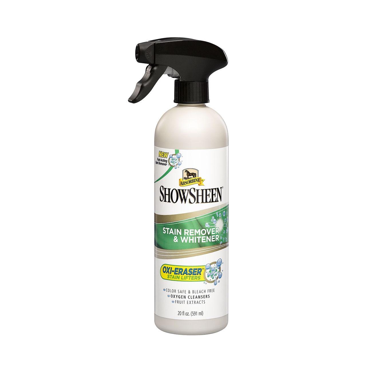 Absorbine ShowSheen Stain Remover & Whitener 591 ml