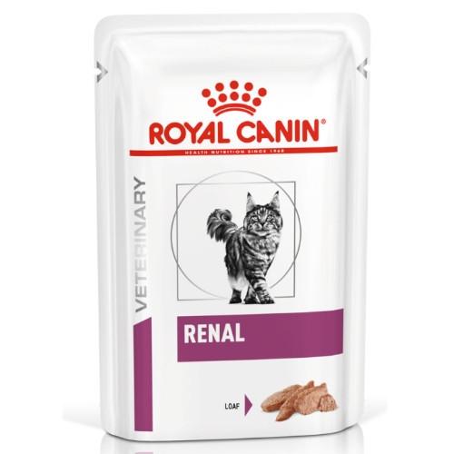Royal Canin RENAL Mousse für Katzen