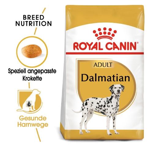 Royal Canin Dalmatiner Adult Hundefutter trocken für Dalmatiner