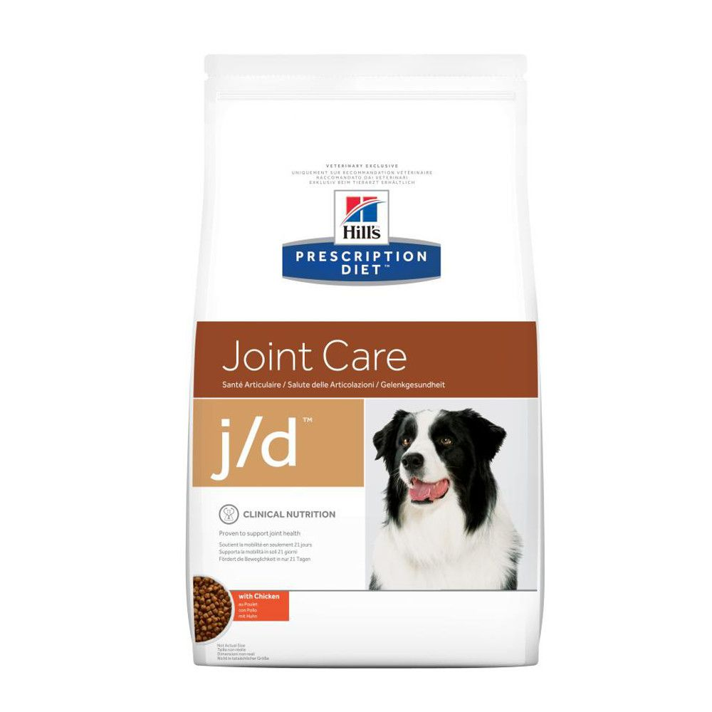 Hill`s Prescription Diet j/d canine