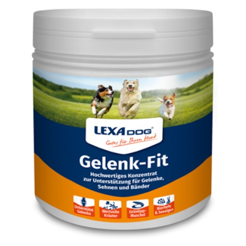 Lexa Dog Gelenk-Fit 500 g Dose