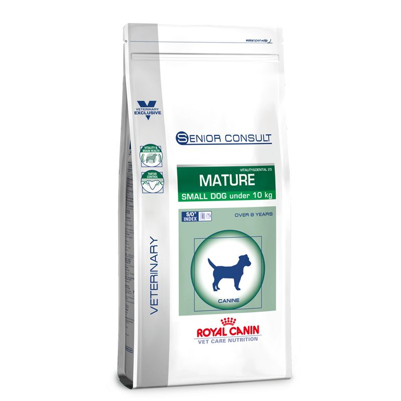 Royal Canin Senior Consult Mature Small Dog Vitality & Dental Canine Trockenfutter