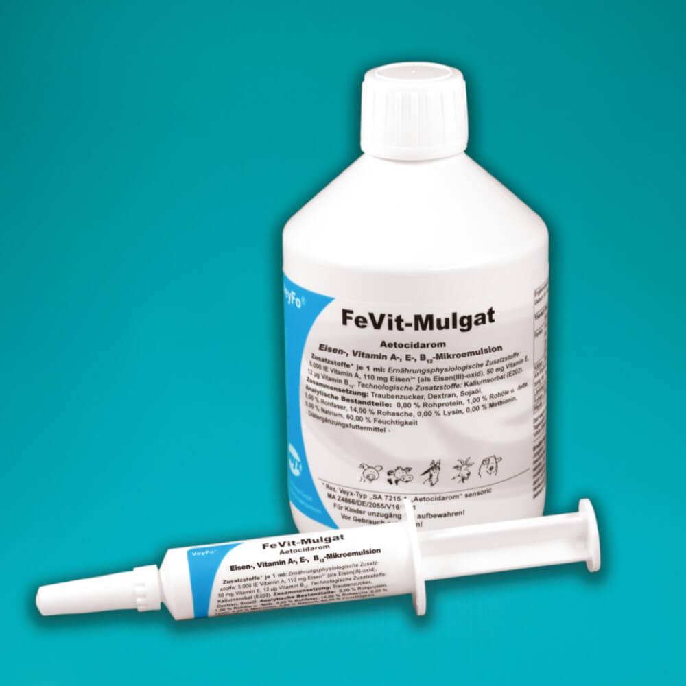 Veyx VeyFo FeVit-Mulgat - 500ml - MHD 31.01.2021