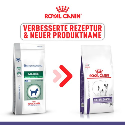 Royal Canin MATURE CONSULT SMALL DOG 8 kg