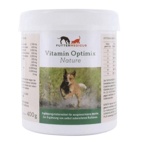 Futtermedicus Vitamin Optimix Nature