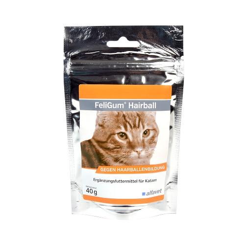 alfavet FeliGum Hairball 40 g für Katzen