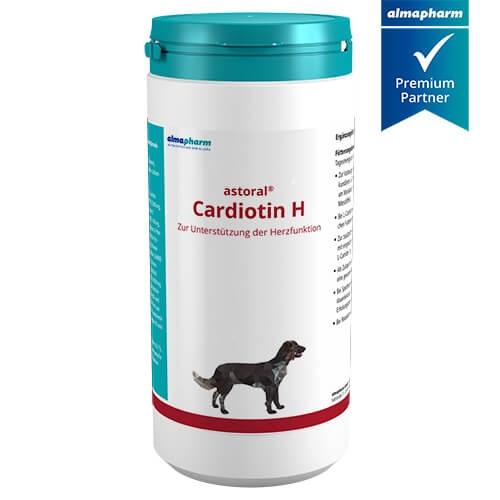 almapharm astoral Cardiotin H Pulver 1000g