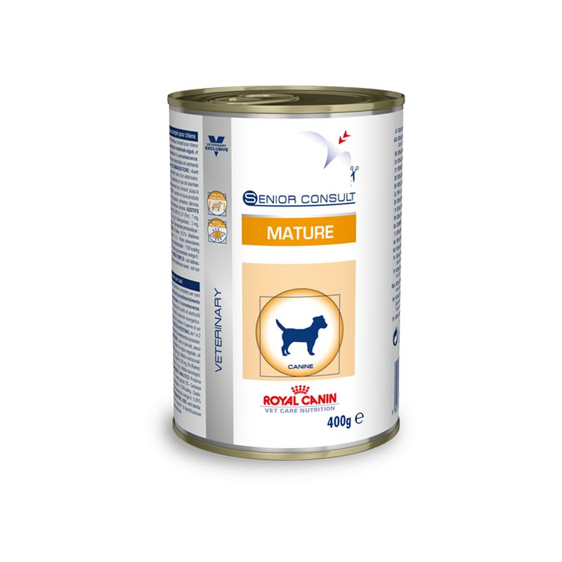 Royal Canin Senior Consult Mature Canine 400 g Nassfutter
