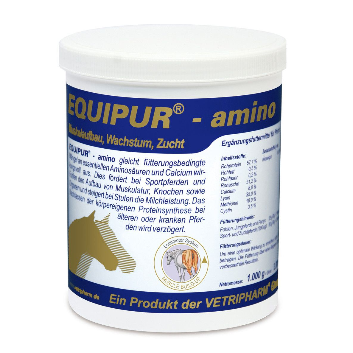 Vetripharm Equipur amino