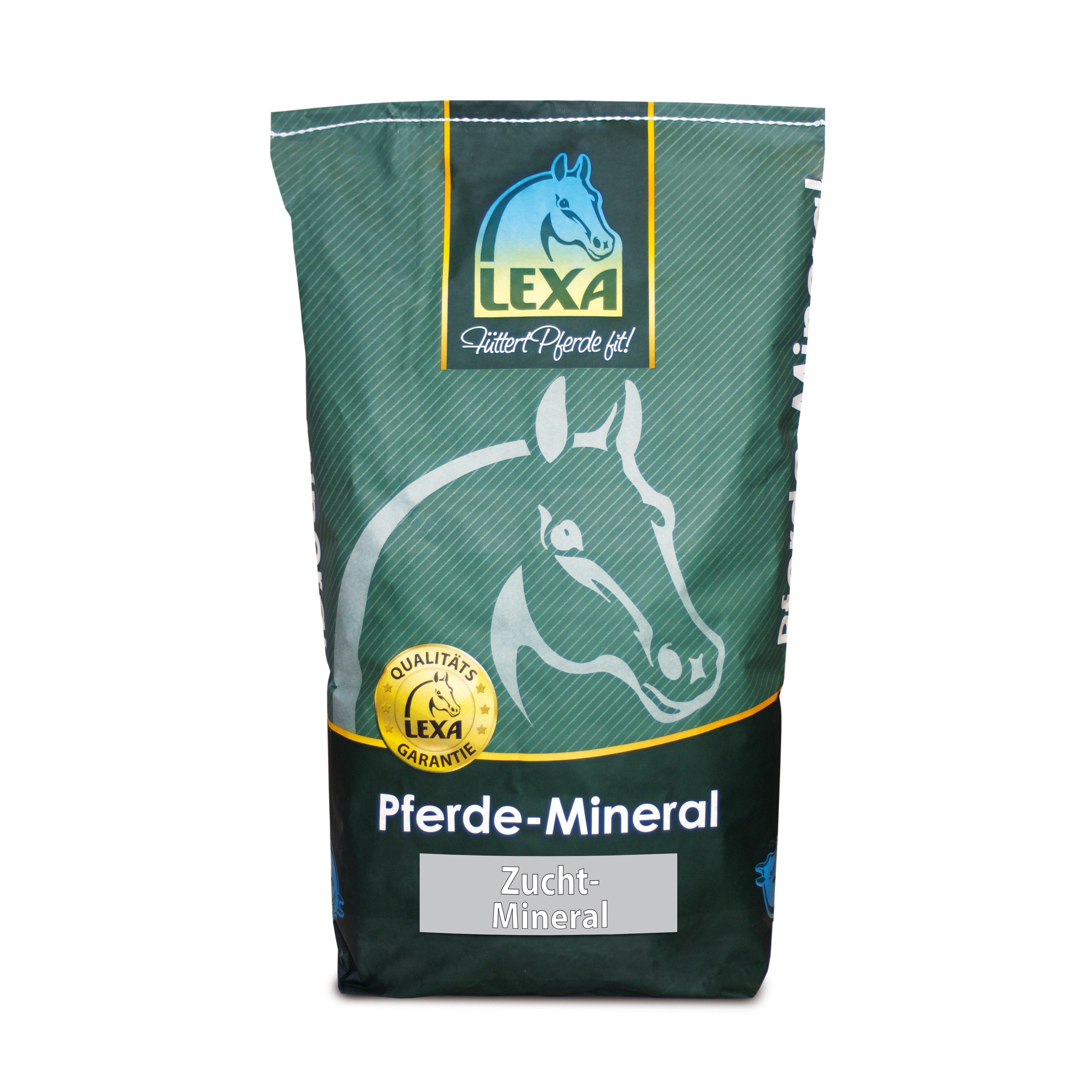 Lexa Zucht Mineral