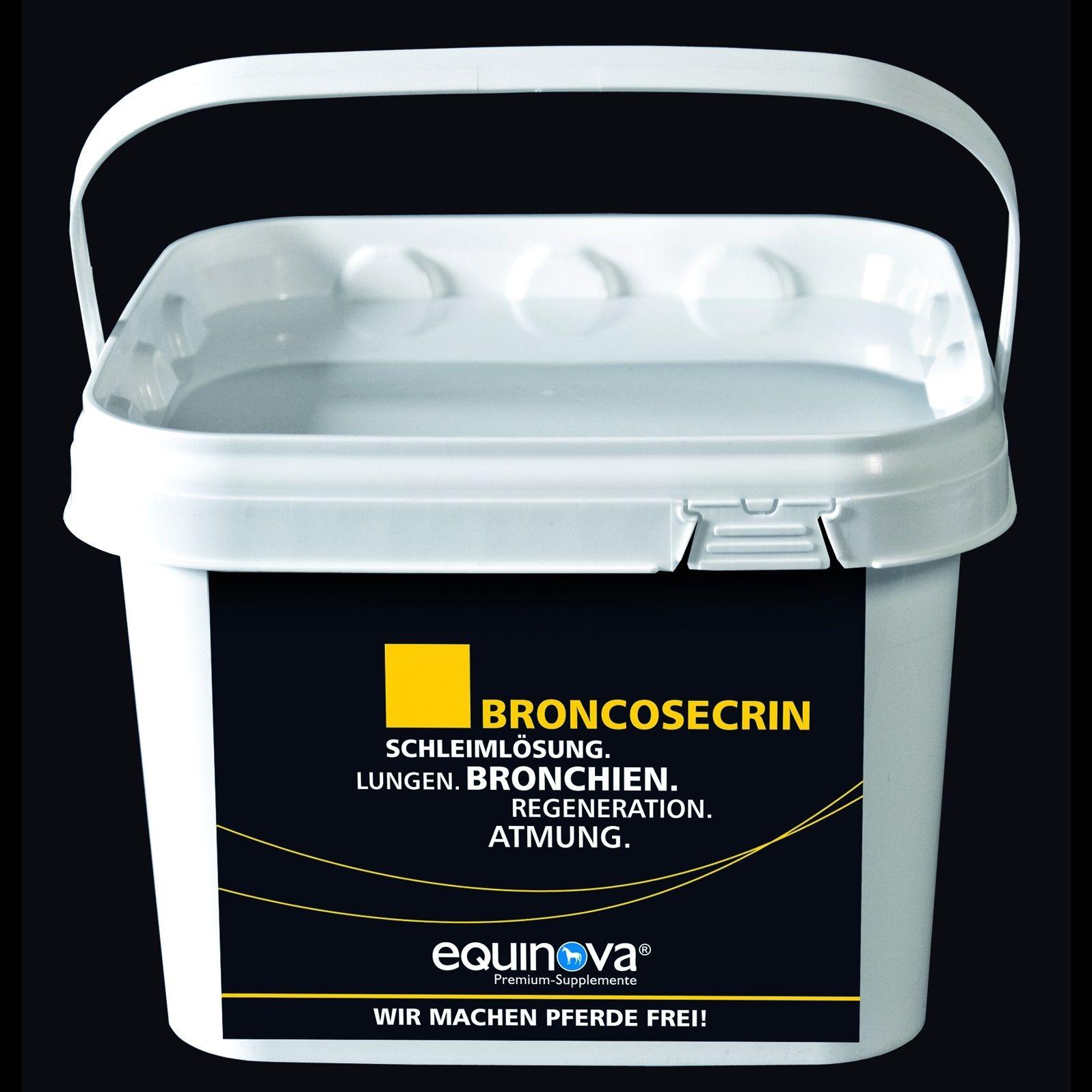 Equinova Broncosecrin Powder 500g