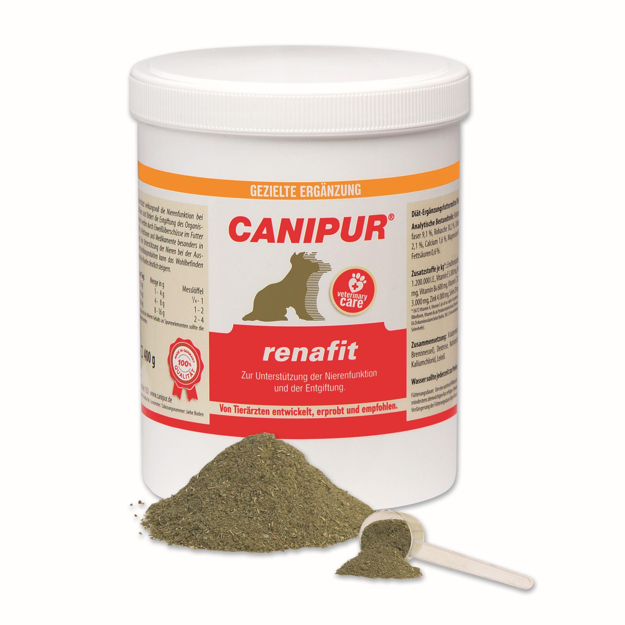 Vetripharm Canipur renafit