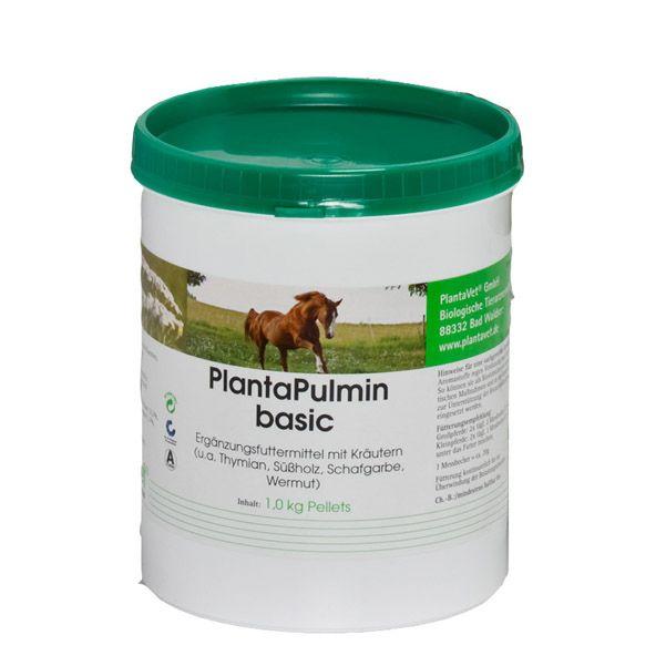 SaluVet PlantaPulmin basic 1000 g Pellets