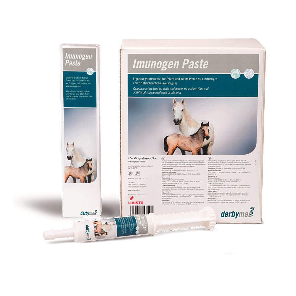 aniMedica derbymed Imunogen Paste