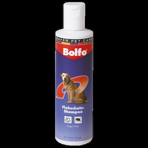 Bayer Bolfo Flohschutz-Shampoo - Flohmittel Hund