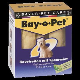 Bayer Bay-o-Pet Kaustreifen mit Spearmint kleiner Hund 140 g