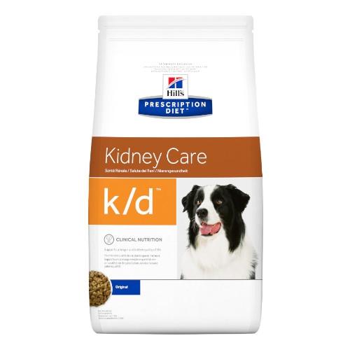 Hill's Prescription Diet k/d canine – Trockenfutter