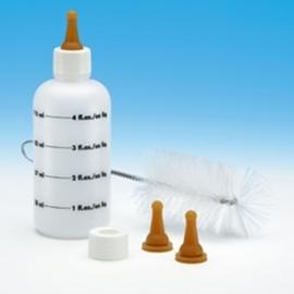 Aufzuchtflasche 50ml mit Reinigungsbürste
