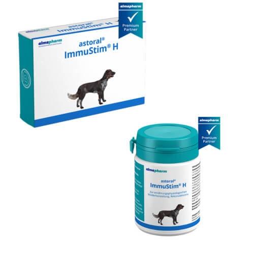 Astoral ImmuStim H für Hunde von almapharm