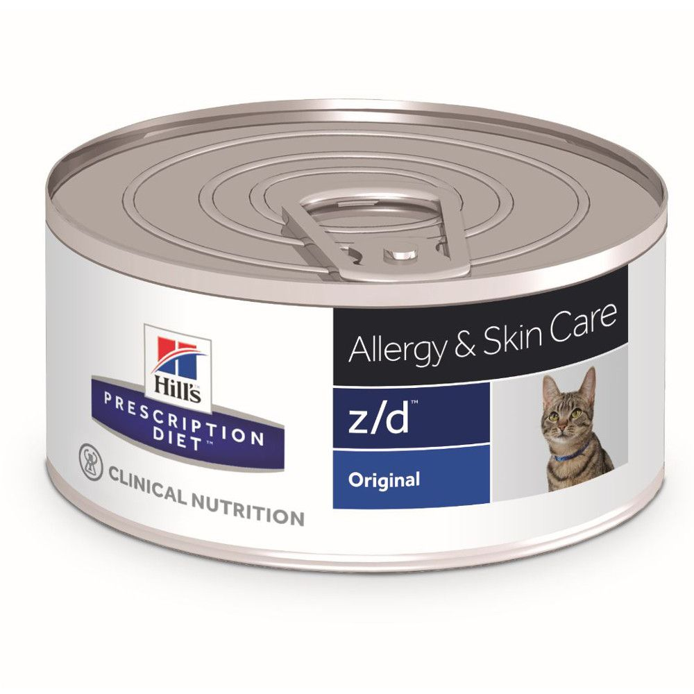 Hill's Prescription Diet z/d feline 156 g Nassfutter