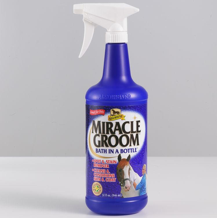 Absorbine Miracle Groom Sprayer 946 ml