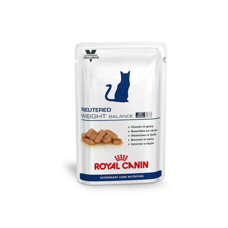 Royal Canin Neutered Weight Balance Feline Frischebeutel