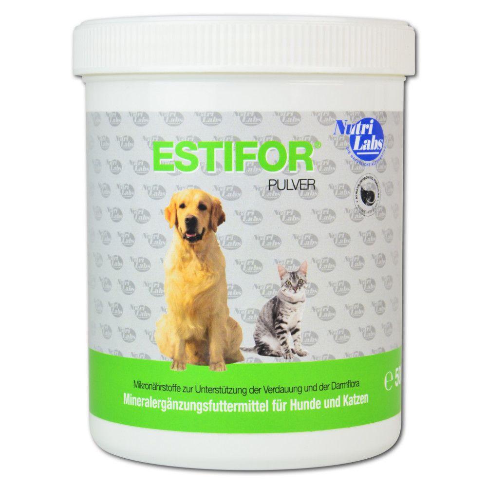 NutriLabs Estifor 500 g für Hunde und Katzen