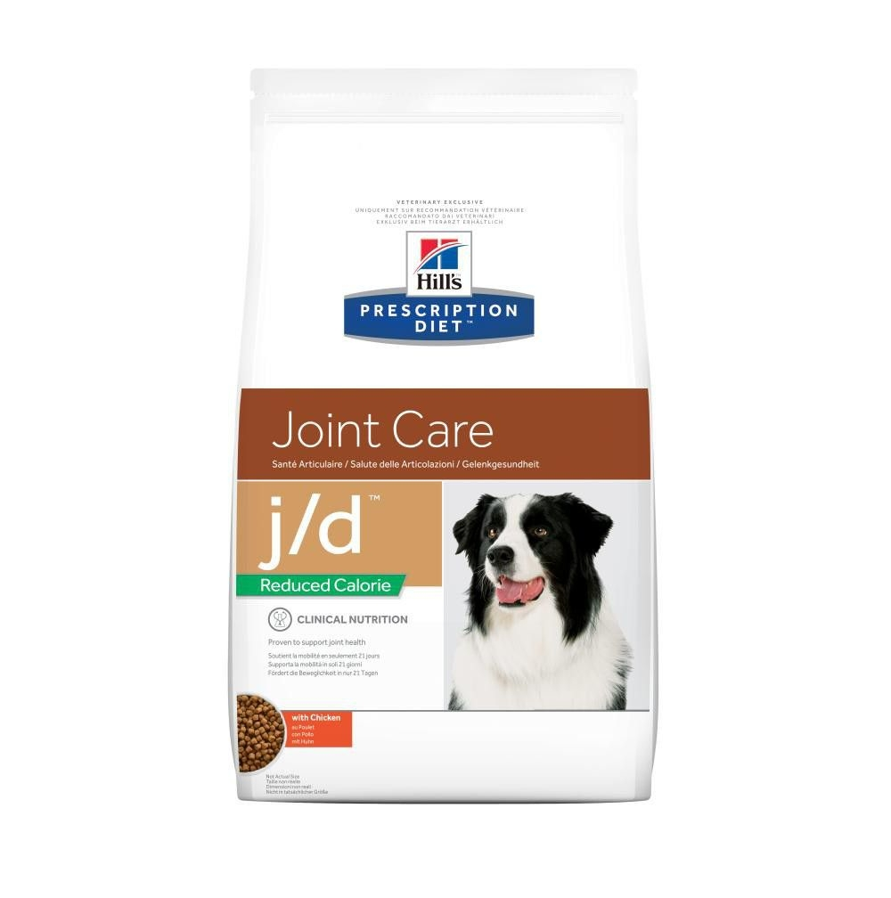 Hill's Prescription Diet j/d Reduced Calorie canine –Trockenfutter