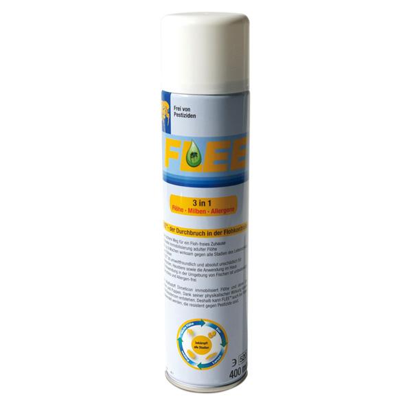 Flee Umgebungsspray 400 ml bei Flohbefall von Livisto