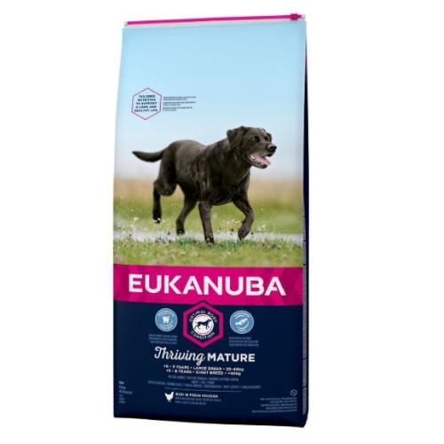 Eukanuba Mature + Senior Große Rassen