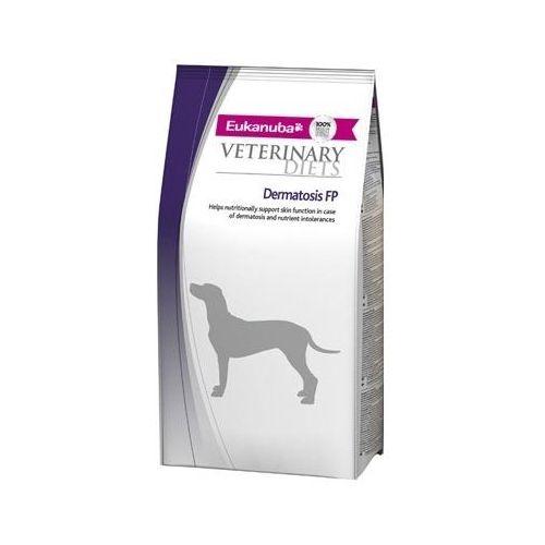 Eukanuba Dermatosis FP für Hunde Trockenfutter verschiedene Größen