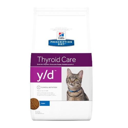 Hill's Prescription Diet y/d Feline Trockenfutter