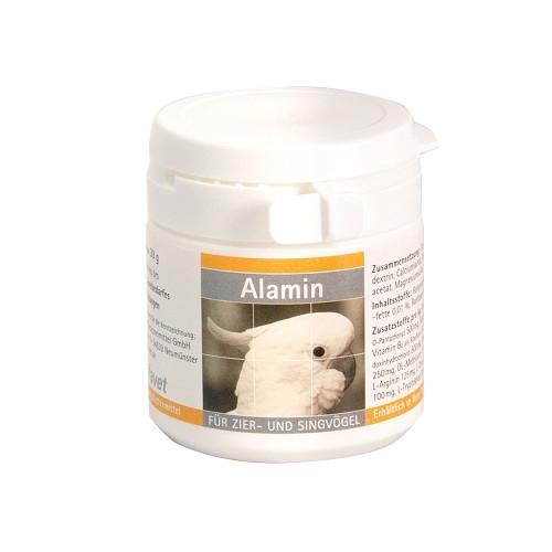 alfavet Alamin für Zier- und Singvogel 30 g
