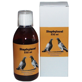 Supra-Cell Staphylosal 250 ml für Brieftauben