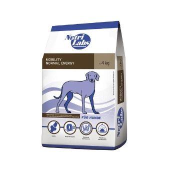 NutriLabs Mobility Normal Energy 4 kg Trockenfutter für Hunde
